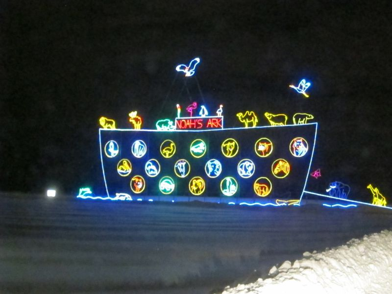 """Just one of the many """"light"""" creations"""
