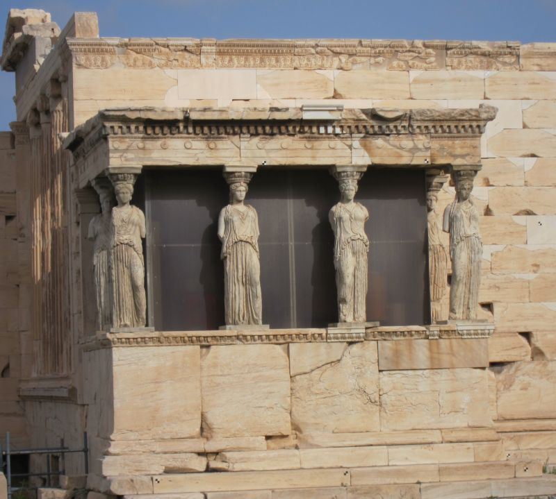Temple of Athena Nike at the Acropolis