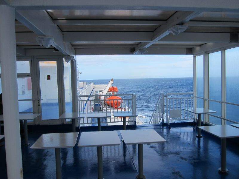 Ferry from Athens to Naxos
