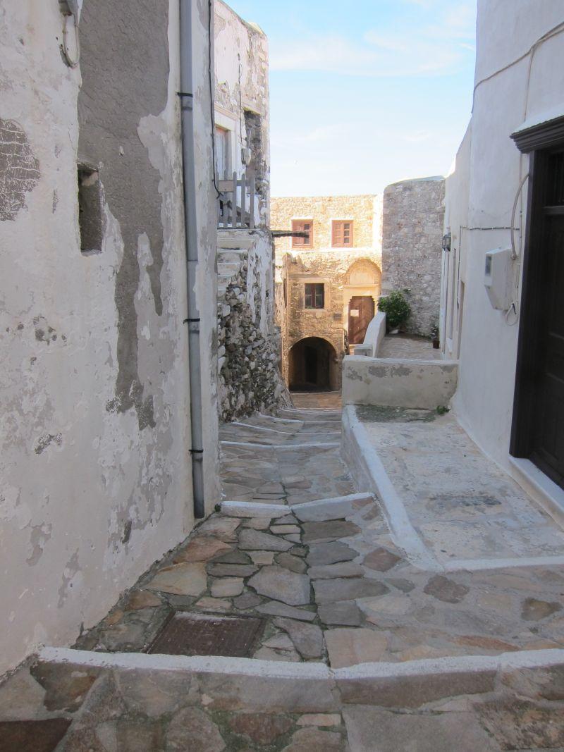 Old Town Naxos
