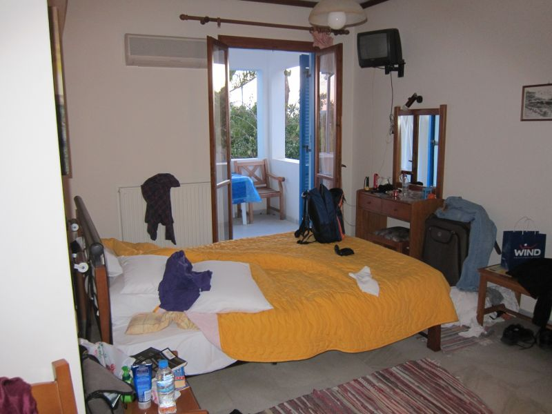 Our room at Rena Valetta