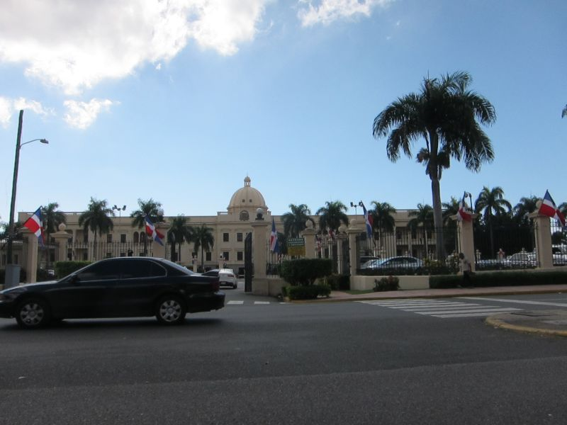 Presidential palace/legislature buildings