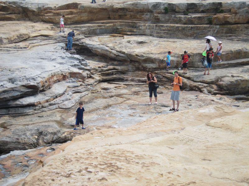 Sand cliffs M S J