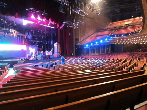 Grand Ole Opry auditorium